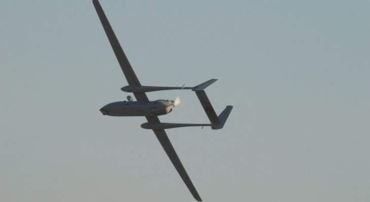 النشرة: طائرة استطلاع إسرائيلية نفذت طلعات استكشافية فوق شبعا والعرقوب