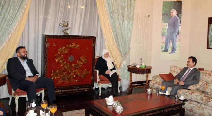 وزير الأوقاف في كردستان العراق: نقيّم بإيجابية دور المستثمرين اللبنانيين باعمار كردستان