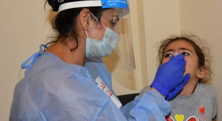 """""""اليونيسف"""" أطلقت حملة تطعيم مجانية للأطفال في قرى قضاء حاصبيا"""
