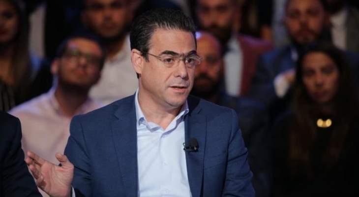 """صحناوي: نلتقي مع مؤسس """"حزب سبعة"""" بالقضاء على خلفية اتهامه لنا بقبول أموال خارجية"""