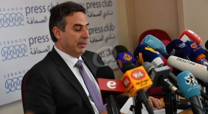 الشرق الأوسط:إسم بيفاني كان الأكثر دعما لسلامة بعدما توجهت الحكومة الى دفعه للاستقالة