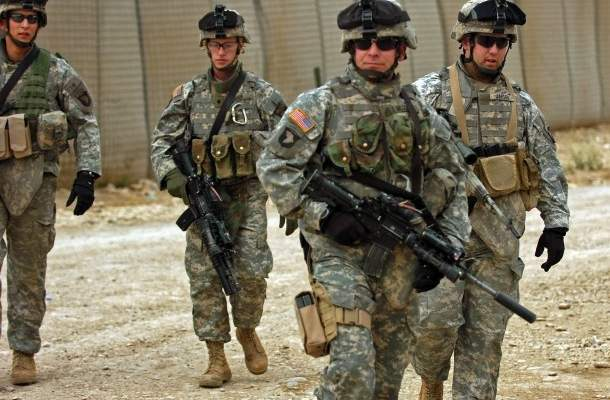 القوات الأميركية تقرر الانسحاب من قاعدة التاجي العسكرية اليوم وتسلمها للقوات العراقية