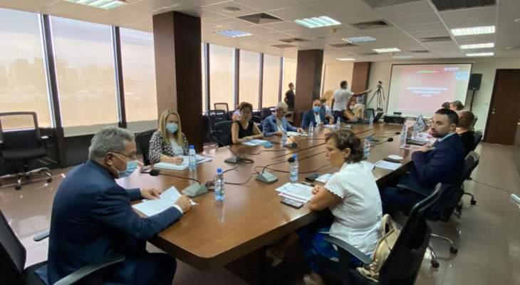 المشرفية: للحفاظ على الدعم للنازحين والمجتمعات المضيفة والحل يبقى بعودتهم إلى سوريا