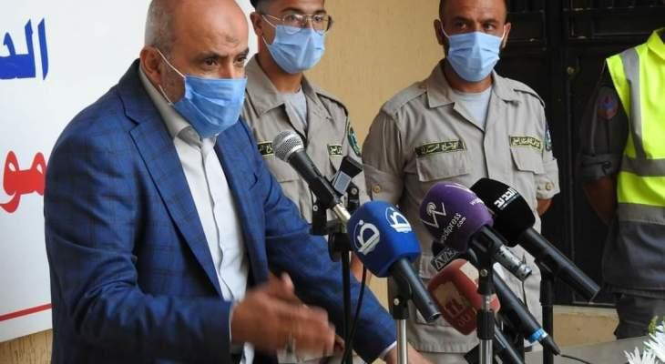 جشي تفقد مستشفى قانا الحكومي: للسير بإلتزام تأهيل المستشفى