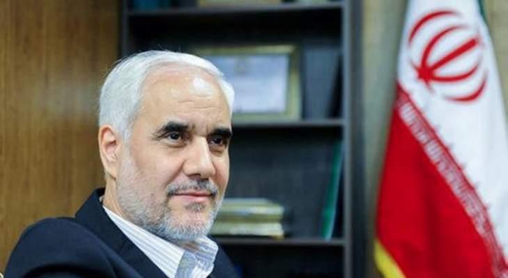 محسن علي زادة: مستعد للقاء بايدن والملك السعودي في حال فوزي بالانتخابات الرئاسية الايرانية