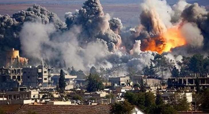 سبوتنيك: إصابات بذخائر كيميائية جراء القصف التركي على رأس العين