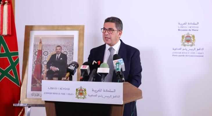 تمديد العمل بحالة الطوارئ الصحية في المغرب حتى 10 كانون الأول