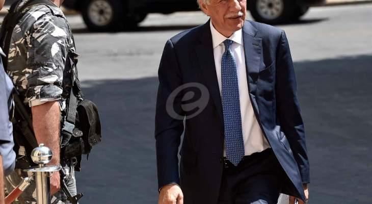 زعيتر: قانون العفو العام لا يقتصر فقط على أهالي بعلبك وأهالي طرابلس وعكار