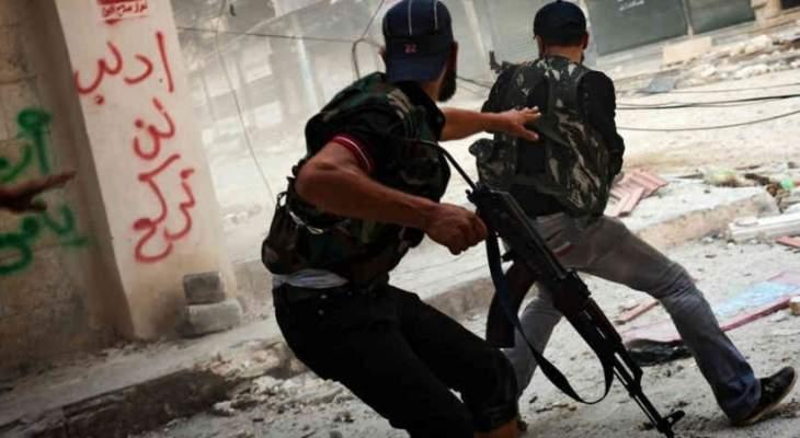 الجبهة الوطنية:الجيش الحر إنتزع 9000 كلم2 من القلمون وتحرير المسحا قريب