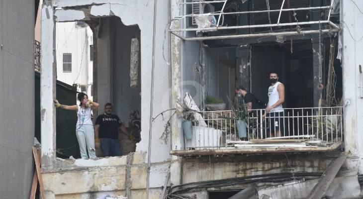 الهيئة اللبنانية للعقارات: لتأمين شقق مؤجرة لفترة الشتاء لمتضرري انفجار المرفأ