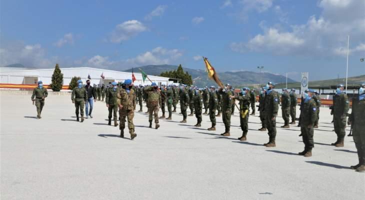 ديل كول أكد على العلاقة المتينة التي تربط اليونيفيل بالجيش اللبناني