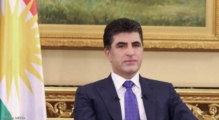 رئيس كردستان دعا الحكومة العراقية وقوات التحالف لتفعيل آلية التنسيق مع الإقليم
