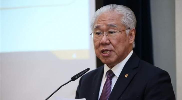وزير إندونيسي: نعمل على رفع التبادل التجاري مع تركيا إلى 10 مليارات دولار