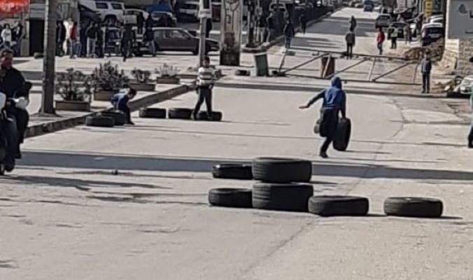 وضع الطرقات صباح اليوم في بعض المناطق اللبنانية