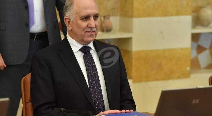 وزير الداخلية استنكر جريمة قتل العنصر في شرطة بلدية برج البراجنة