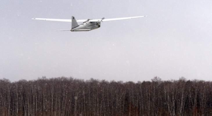 النشرة: غارات وهمية للطائرات الإسرائيلية بأجواء النبطية وإقليم التفاح