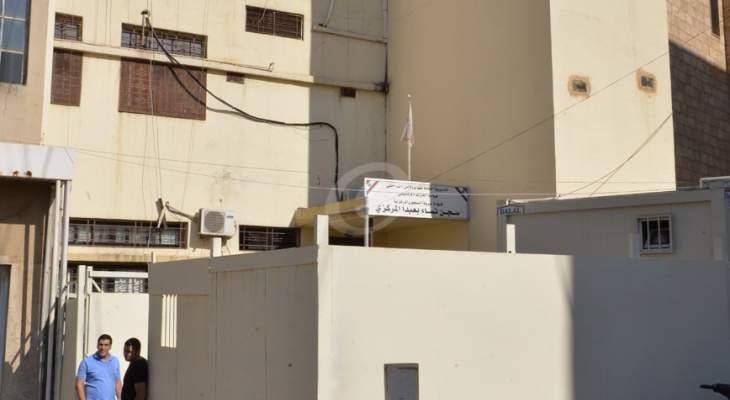 تجمع لاهالي موقوفي سجن بعبدا للمطالبة بالعفو العام