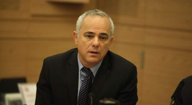 وزير الطاقة الاسرائيلي للرئيس عون: أوعزت للوفد الإسرائيلي بالتمسك بالخط البحري الذي أودعته إسرائيل في الأمم المتحدة