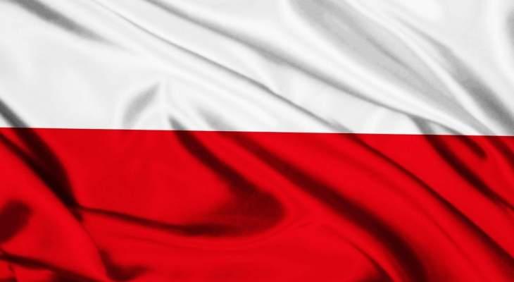 تحديد تاريخ 13 تشرين الأول لإجراء الانتخابات البرلمانية في بولندا