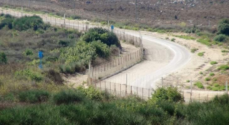 النشرة: حالة من الترقب والحذر الشديدين تلف جانبي الحدود بين لبنان واسرائيل