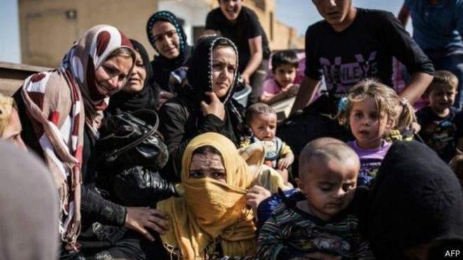 مركز المصالحة الروسي: 200 لاجئ سوري عادوا إلى سوريا قادمين من لبنان