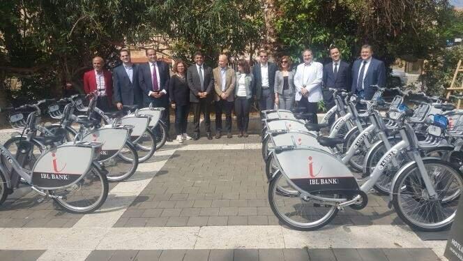اطلاق ممر آمن لرياضة الدراجات الهوائية في جبيل