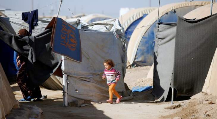 سلطات العراق تغلق مخيما لنازحين عراقيين غرب البلاد