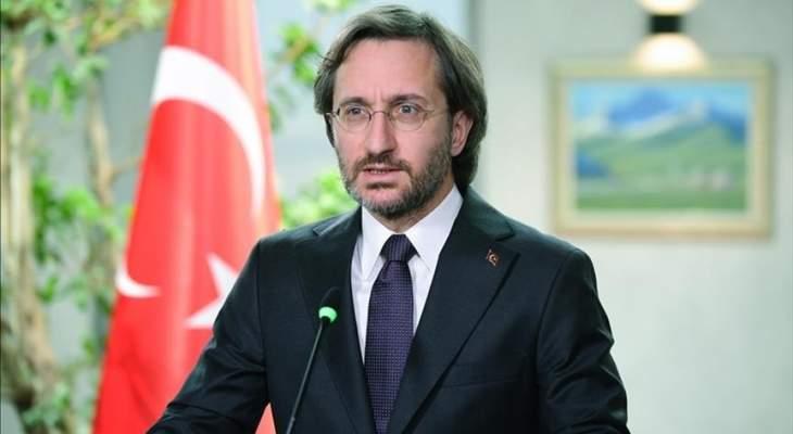 الرئاسة التركية: ستواصل السعي لإجبار إسرائيل على دفع ثمن الجرائم التي ارتكبتها بحق الفلسطينيين