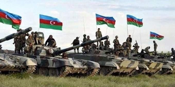 الدفاع الأذرية: قواتنا دخلت لمنطقة أغدام بمحيط كاراباخ تنفيذا لاتفاق وقف إطلاق النار
