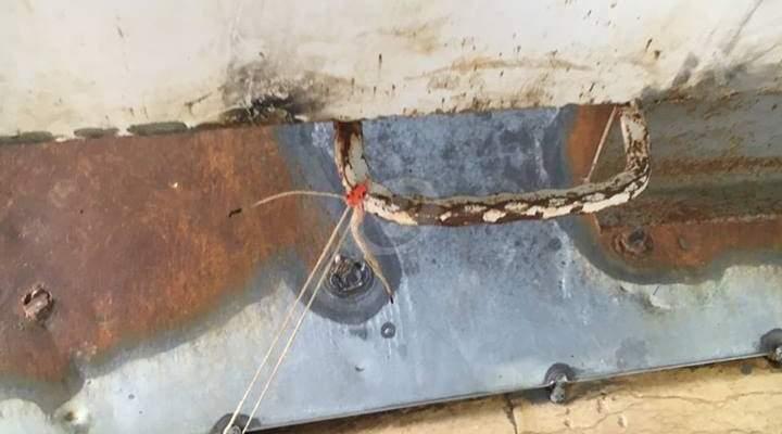 إقفال منشرة للخشب في النبطية يديرها عمال سوريون