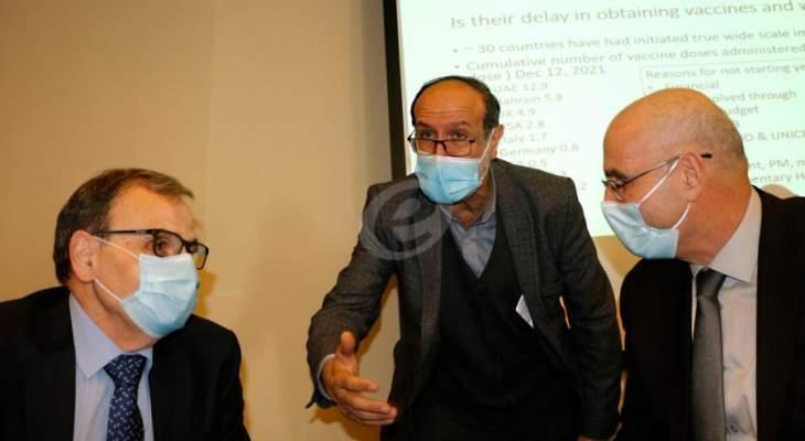 لجنة الصحة تتفق على استفادة الأطباء فوق سن الـ 64 عاماً من تغطية الضمان