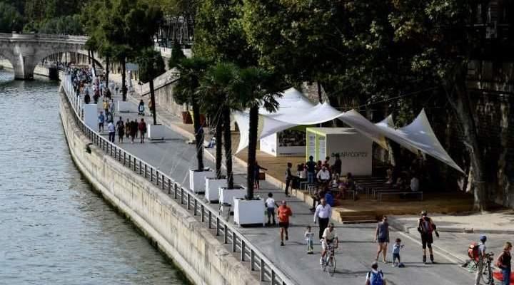 وزير الصحة الفرنسي: لن نفتح حدائق ومنتزهات باريس
