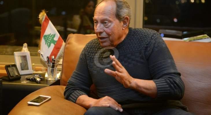 لحود: سنواصل المعركة  مع الارهاب حتى تنظيف كل شبر من أرض لبنان