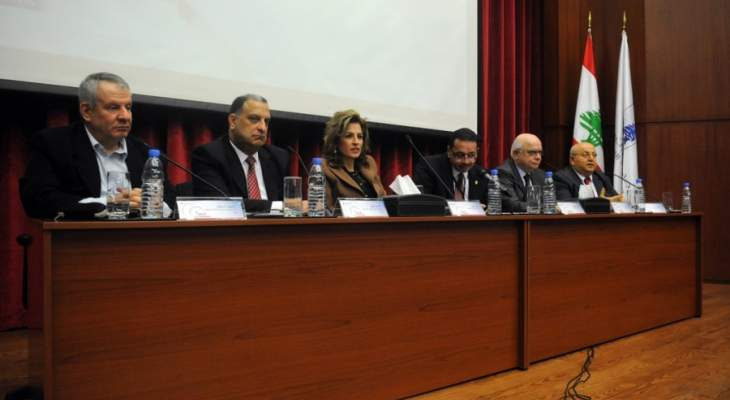جوزيف سمعان بمؤتمر بالجامعة العربية: الاعلام الالكتروني بات يرقى لمستوى جيد