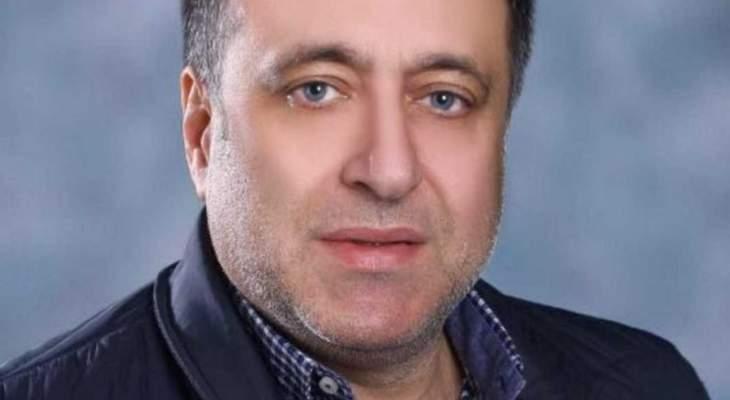 القواس: نحذر بعض القوى الوطنية  في لبنان من أفاعي اليسار الحاقد