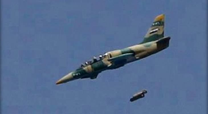 النشرة: مقتل المتحدث باسم جبهة النصرة بغارات للطيران السوري الروسي في إدلب
