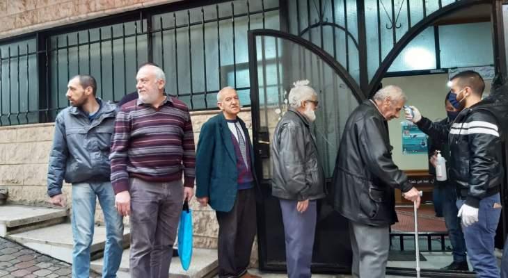 النشرة: إقفال تام في صيدا التزاما بالتعبئة العامة وصلاة الجمعة لم تُقم بالمساجد