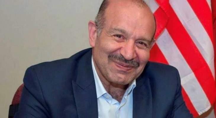 مصطفى علوش: زيارة الحريري الى الامارات ستثمر بمساعدة صحية تجاه لبنان