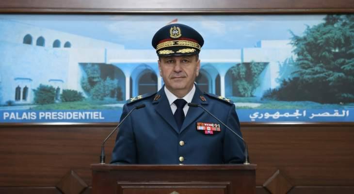 المجلس الأعلى للدفاع يمدد التعبئة العامة لغاية 2 آب مع الإبقاء على الاجراءات الوقائية
