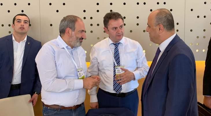 """افتتاح مؤتمر الاستثمارات تحت عنوان """"خطوة نحو تافوش """"  في مدينة ديليجان"""