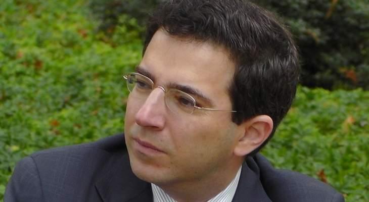 منح الجائزة الكبرى للفرانكوفونية لعام 2021 للكاتب اللبناني ألكسندر نجار