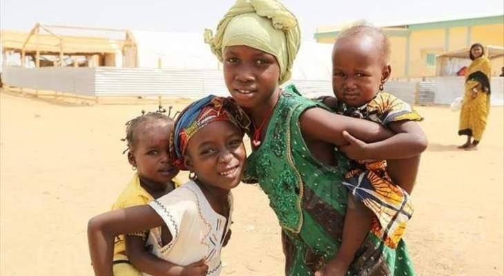 برنامج الأغذية العالمي:1.3 مليون لاجئ قد يواجهون أزمة غذائية في أوغندا