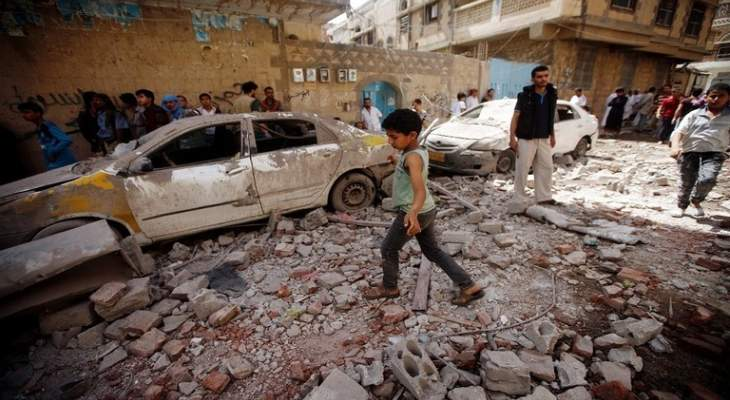 الحكومة البريطانية تسلمت تقريراً يحمّل التحالف العربي مسؤولية استهداف اليمنيين