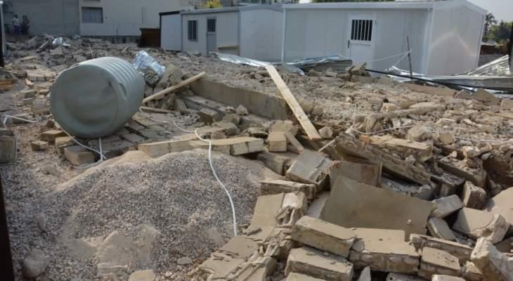 النشرة: سماع صوت إنفجار في بصيدا ناتج عن تفجير الجيش لقذيفة قديمة