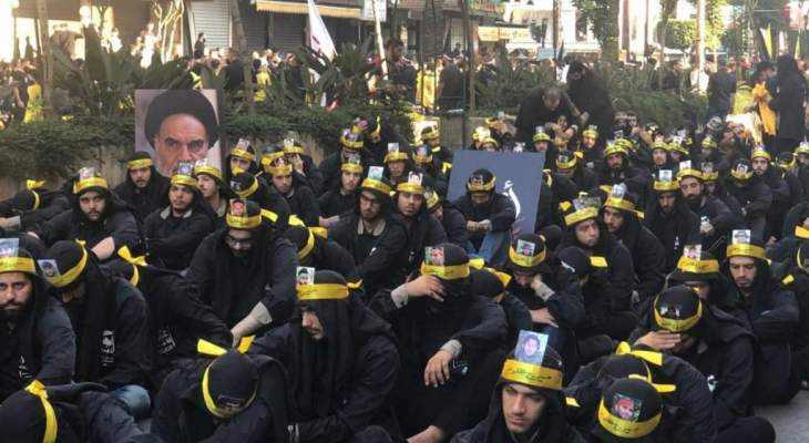 مسيرات في عدد من المناطق اللبنانية احياء لذكرى العاشر من محرم