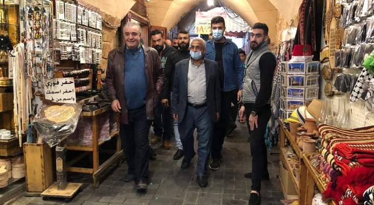سعد: الخروج من الانهيار يتطلب التحرك من أجل تغيير النظام السياسي القائم