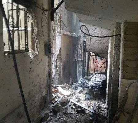 النشرة: أضرار كبيرة في مختلف البنى التحتية في مخيم عين الحلوة