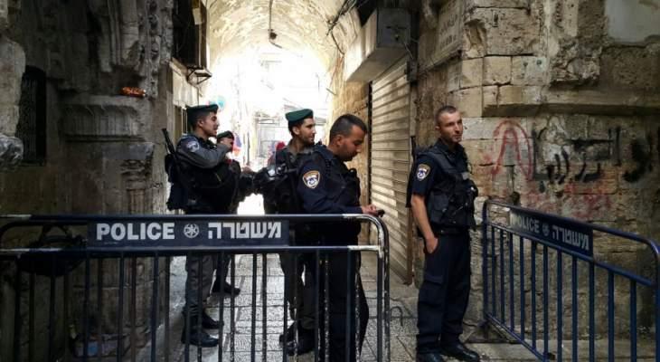القوات الإسرائيلية اعتقلت 3 فلسطينيين في مناطق متفرقة من الضفة الغربية