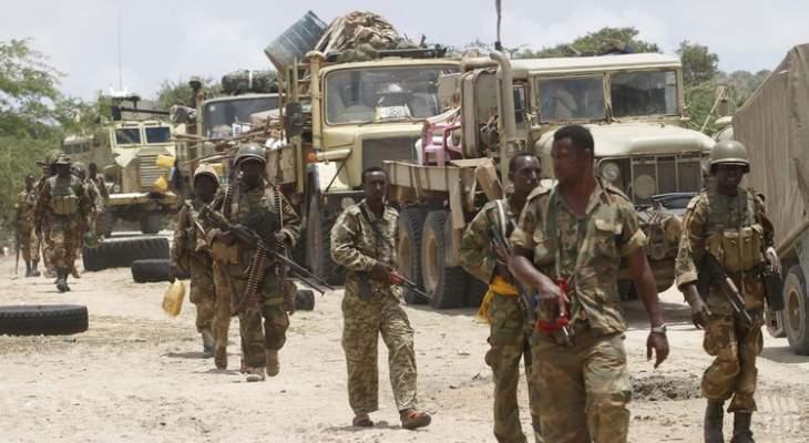 """الجيش الصومالي: مقتل 19 مسلحا من """"حركة الشباب"""" في عملية عسكرية جنوبي البلاد"""