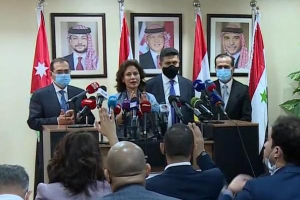 وزيرة الطاقة الأردنية: البنية التحتية شبه جاهزة لنقل الغاز المصري إلى لبنان